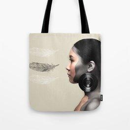 Fear of Falling Tote Bag