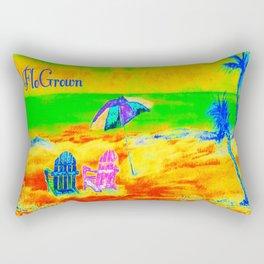Flo Grown II Rectangular Pillow