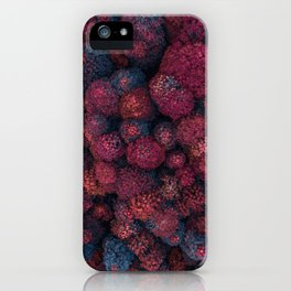 Imaginary Forest - Top View iPhone Case