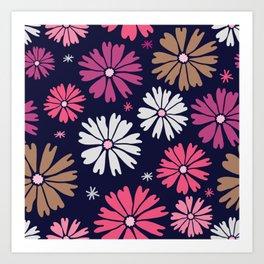Bloom - Style 2 Art Print