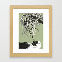 Possession Framed Art Print