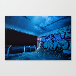 Smode Canvas Print