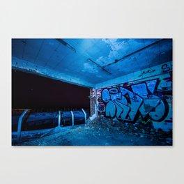 Smode Canvas Print