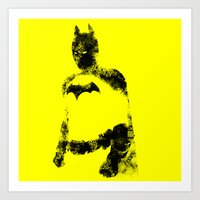 bats Art Prints featuring Bats!! by Darthdaloon