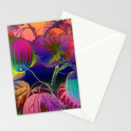 Psychedelic Gooseberries Stationery Cards