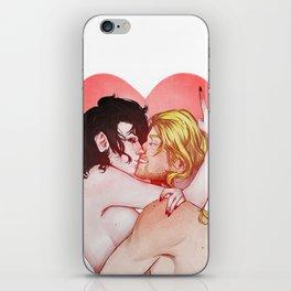 Hawke and Anders iPhone Skin
