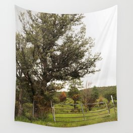 Western Image Wall Tapestry