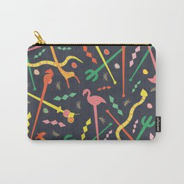 MCM Swizzle Carry-All Pouch