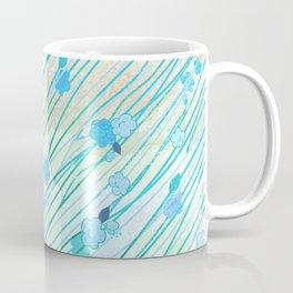 Creeping Flower & Leaves 7 Coffee Mug
