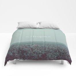 </hope> Comforters