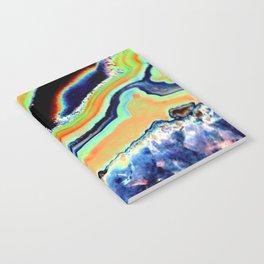 Crystalized Wonders Notebook
