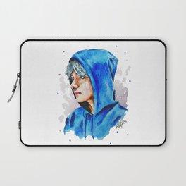 Taehyung watercolor BTS Laptop Sleeve