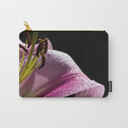 After The Rain Lily Carry-All Pouch