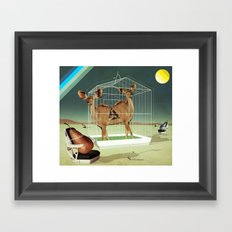 FIX Framed Art Print