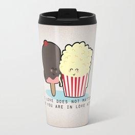 Love does not matter Travel Mug