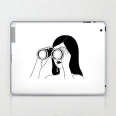 You're so far away Laptop & iPad Skin