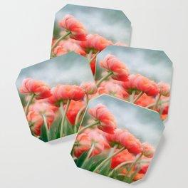 Sea of Tulips Coaster