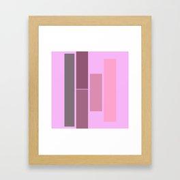 Crème Glacée Framed Art Print