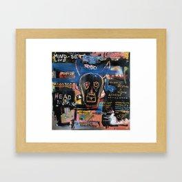 Mind-Set Framed Art Print