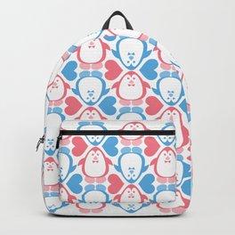 NGWINI - penguin love pattern 1 Backpack