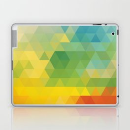 Meduzzle: Colorful Days Laptop & iPad Skin