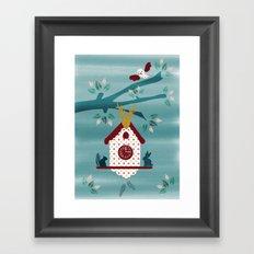 Cuckoo Tree  Framed Art Print