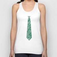 slytherin Tank Tops featuring Slytherin by Zach Terrell