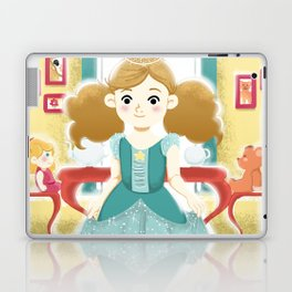Little princess Laptop & iPad Skin