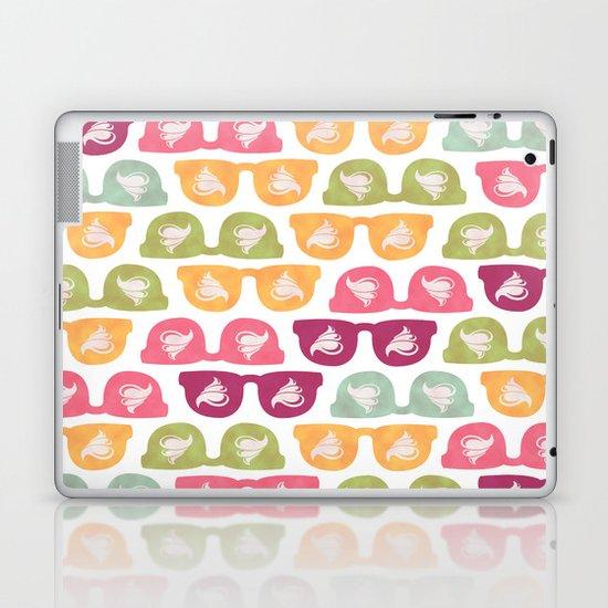 Yummy Hipster Laptop & iPad Skin