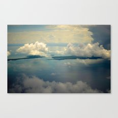When I Had Wings III Canvas Print