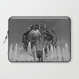 A Dramatic Summer Afternoon in Queens Laptop Sleeve