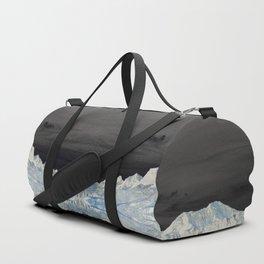 I am floating at night Duffle Bag