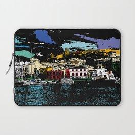 Ibiza Town Laptop Sleeve