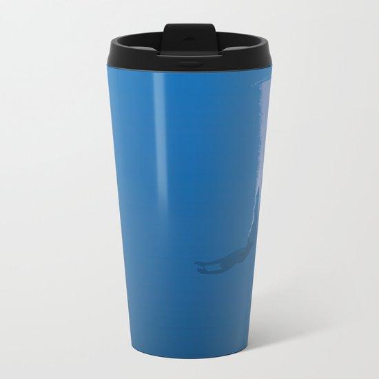 Dive Metal Travel Mug