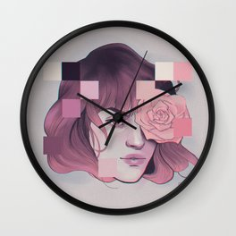 only i know Wall Clock