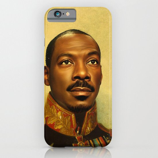 Eddie Murphy - replaceface iPhone & iPod Case