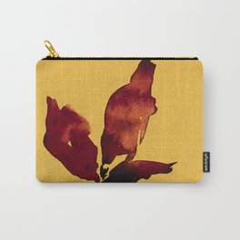 Floral Abstract No.2s by Kathy Morton Stanion Carry-All Pouch