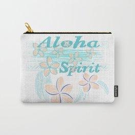 Hawaiin Aloha Spirit Carry-All Pouch