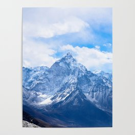 Mountains on My Mind Poster