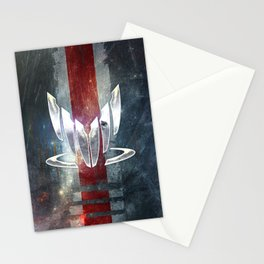 N7 Spectre Stationery Cards
