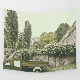 Italian country life Wall Tapestry