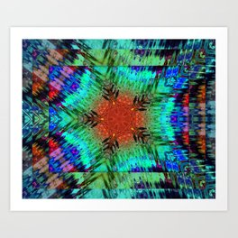 Dreaming in Lucidity Art Print