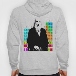 Mendeleev & Periodic Table Hoody
