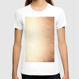 Simply Deep Bronze Amber T-shirt