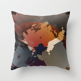 102319 Throw Pillow