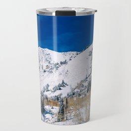 Mountainscape Travel Mug