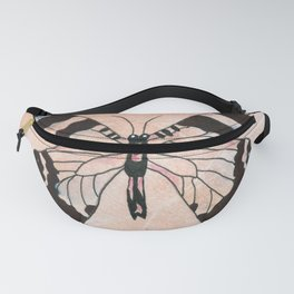 Ethereal Butterfly Fanny Pack