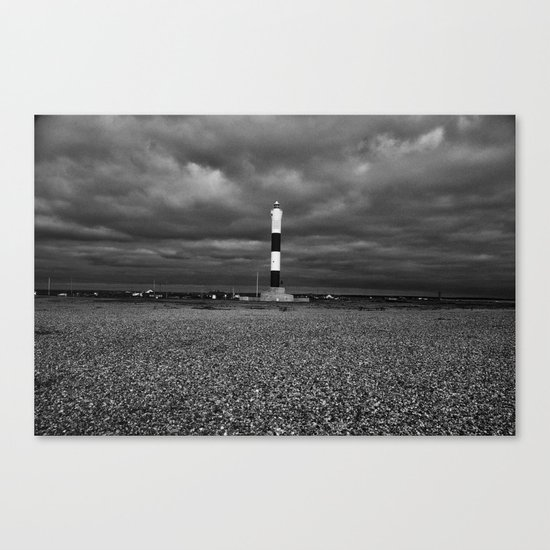 Dungeness 5 Canvas Print