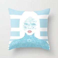 A Beautiful Nobody Throw Pillow