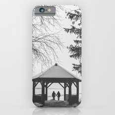 Winter is better with a friend Slim Case iPhone 6s